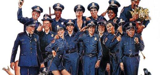 """Plakat von """"Police Academy - Dümmer als die Polizei erlaubt"""""""