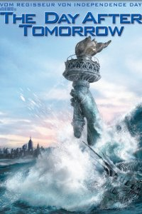 """Plakat von """"The Day After Tomorrow"""""""