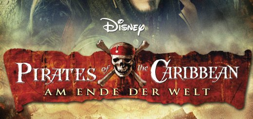 "Plakat von ""Pirates of the Caribbean - Am Ende der Welt"""