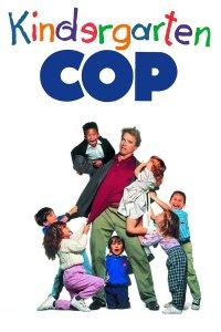 "Plakat von ""Kindergarten Cop"""