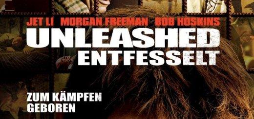 """Plakat von """"Unleashed - Entfesselt"""""""