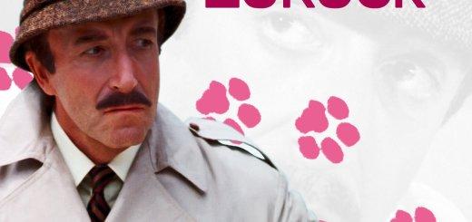 """Plakat von """"Der rosarote Panther kehrt zurück"""""""