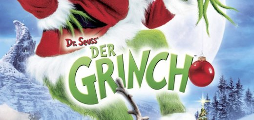 """Plakat von """"Der Grinch"""""""