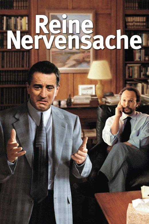 """Plakat von """"Reine Nervensache"""""""