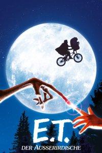 """Plakat von """"E.T. - Der Ausserirdische"""""""
