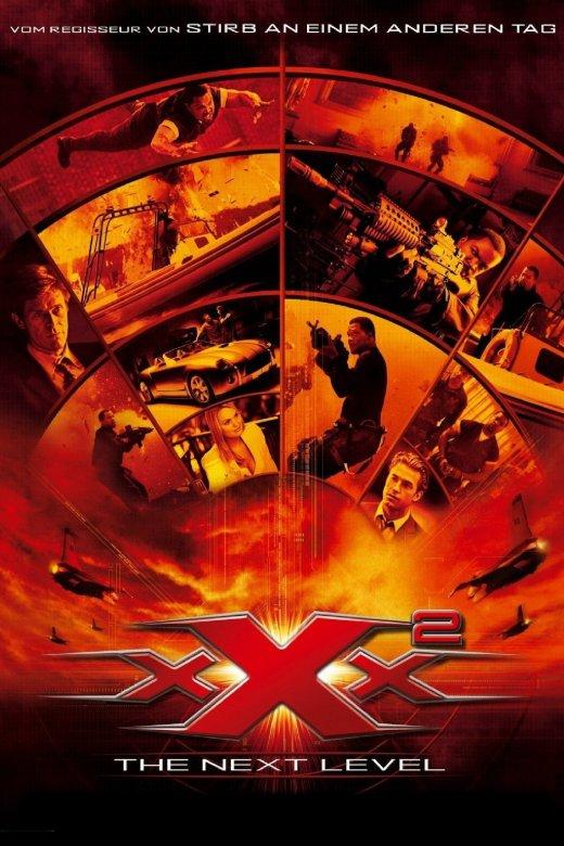 """Plakat von """"xXx² - The Next Level"""""""