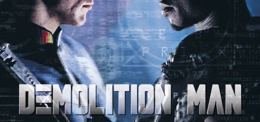 "Plakat von ""Demolition Man"""