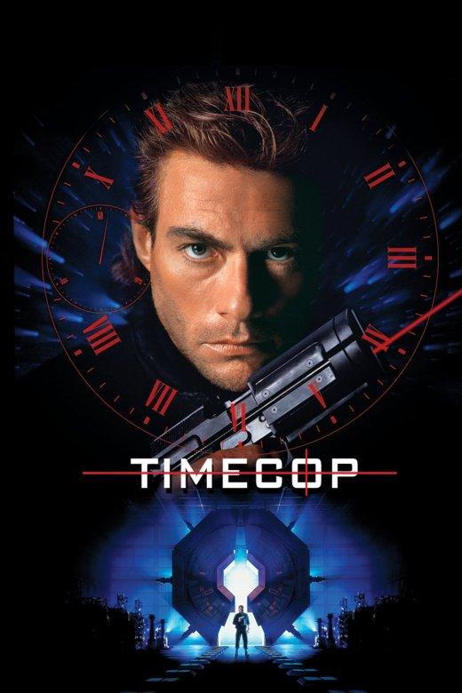 """Plakat von """"Timecop"""""""