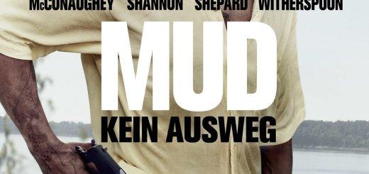 """Plakat von """"Mud - Kein Ausweg"""""""