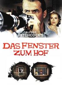 """Plakat von """"Das Fenster zum Hof"""""""