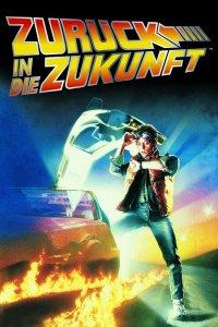 """Plakat von """"Zurück in die Zukunft"""""""