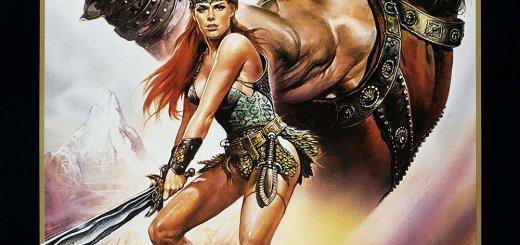 """Plakat von """"Die Rache der Schwertkämpferin"""""""