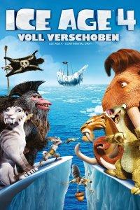"""Plakat von """"Ice Age 4 - Voll verschoben"""""""