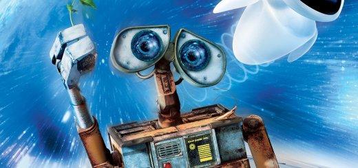 """Plakat von """"WALL·E - Der Letzte räumt die Erde auf"""""""