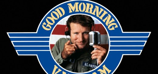 "Plakat von ""Good Morning, Vietnam"""