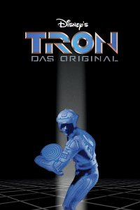 """Plakat von """"Tron"""""""