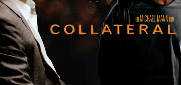 """Plakat von """"Collateral"""""""