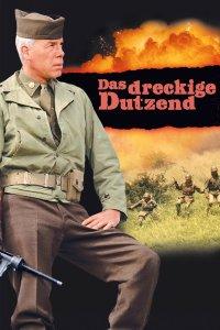 """Plakat von """"Das dreckige Dutzend"""""""