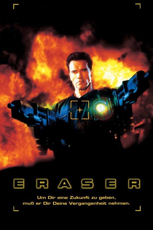 """Plakat von """"Eraser"""""""