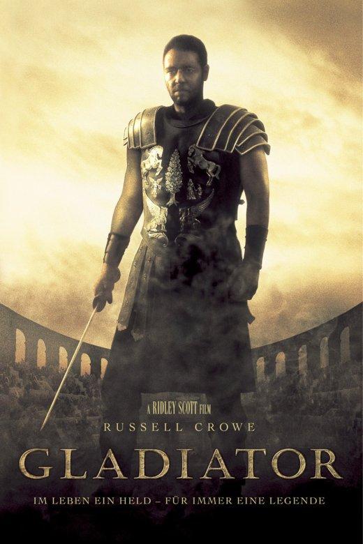 """Plakat von """"Gladiator"""""""