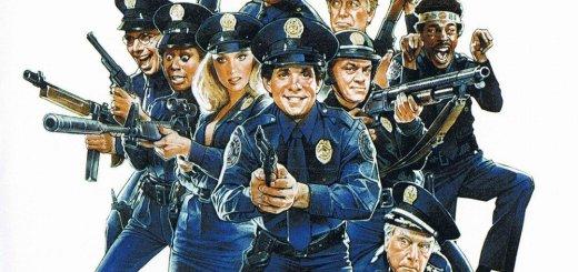 """Plakat von """"Police Academy 2 - Jetzt geht's erst richtig los"""""""