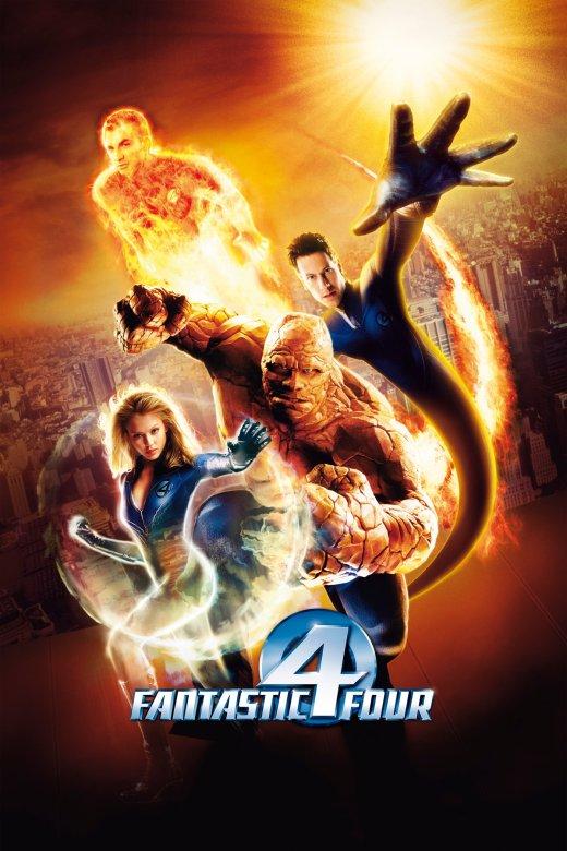"Plakat von ""Fantastic Four"""