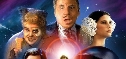 """Plakat von """"Spaceballs"""""""