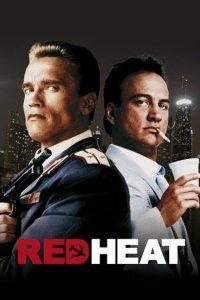 """Plakat von """"Red Heat"""""""