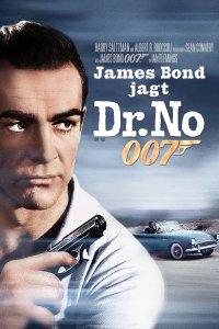"""Plakat von """"James Bond 007 jagt Dr. No"""""""
