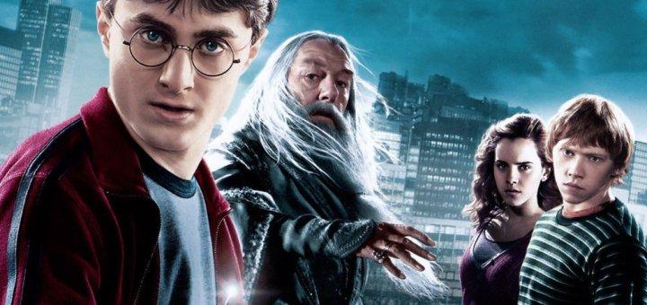 """Plakat von """"Harry Potter und der Halbblutprinz"""""""