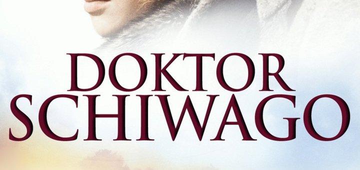 """Plakat von """"Doktor Schiwago"""""""