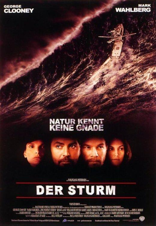 """Plakat von """"Der Sturm"""""""