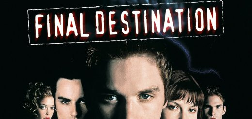 "Plakat von ""Final Destination"""