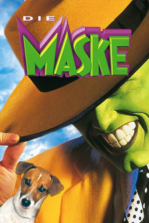 """Plakat von """"Die Maske"""""""