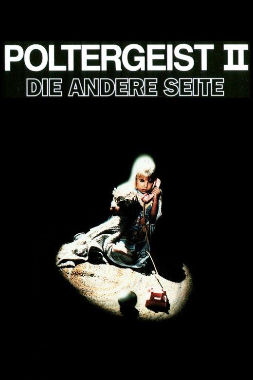 """Plakat von """"Poltergeist II - Die andere Seite"""""""
