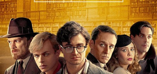 "Plakat von ""Kill Your Darlings - Junge Wilde"""