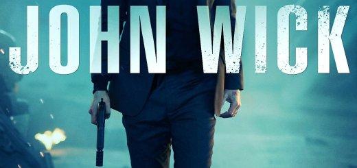 "Plakat von ""John Wick"""