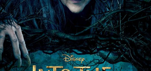 "Plakat von ""Into the Woods"""