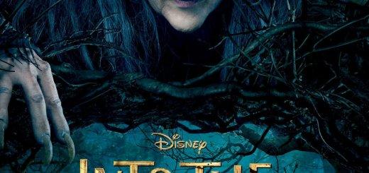 "Plakat von ""Into the Woods"""