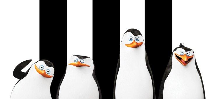 """Plakat von """"Die Pinguine aus Madagascar"""""""