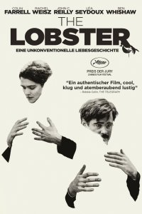 """Plakat von """"The Lobster - Hummer sind auch nur Menschen"""""""
