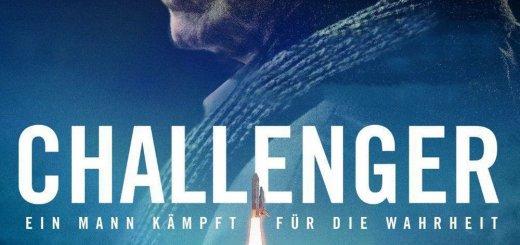 """Plakat von """"Challenger - Ein Mann kämpft für die Wahrheit"""""""