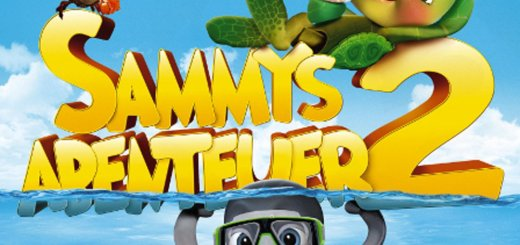 """Plakat von """"Sammys Abenteuer 2"""""""