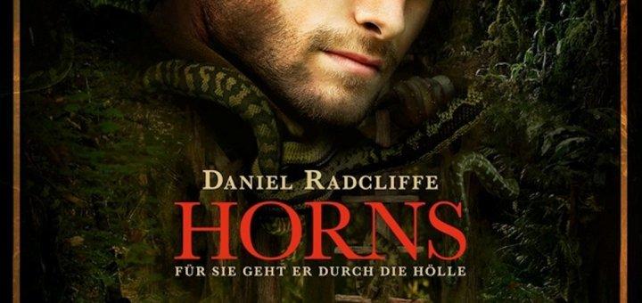 """Plakat von """"Horns"""""""