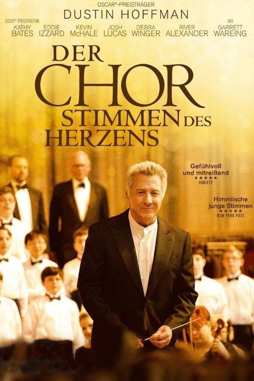 """Plakat von """"Der Chor - Stimmen des Herzens"""""""