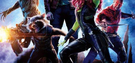 """Plakat von """"Guardians of the Galaxy"""""""