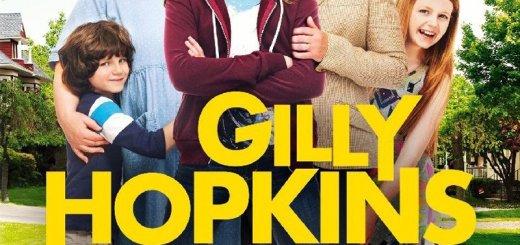 """Plakat von """"Gilly Hopkins - Eine wie keine"""""""