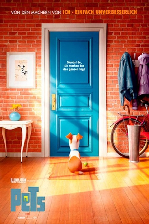 """Plakat von """"Pets"""""""