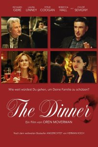 "Plakat von ""The Dinner"""