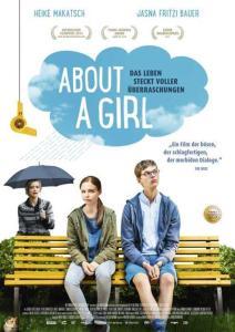 """Plakat von """"About a Girl"""""""
